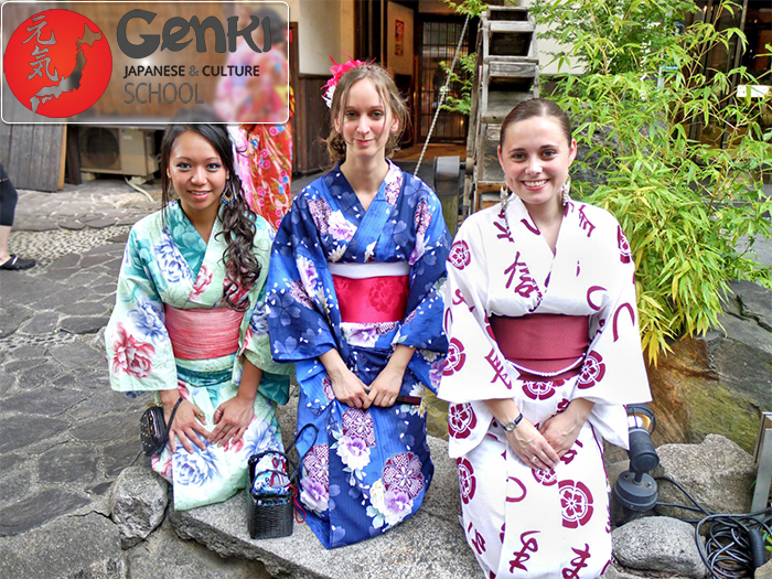 Genki Japanese and Culture School